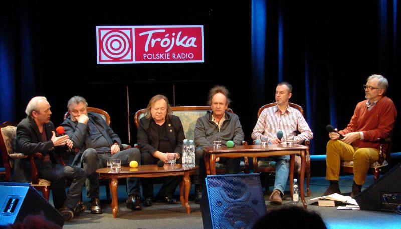 Tomasz Zeliszewski, Krzysztof Cugowski, Romuald Lipko, Mieczysław  Jurecki, Jarosław Sawic i Dariusz Bugalski