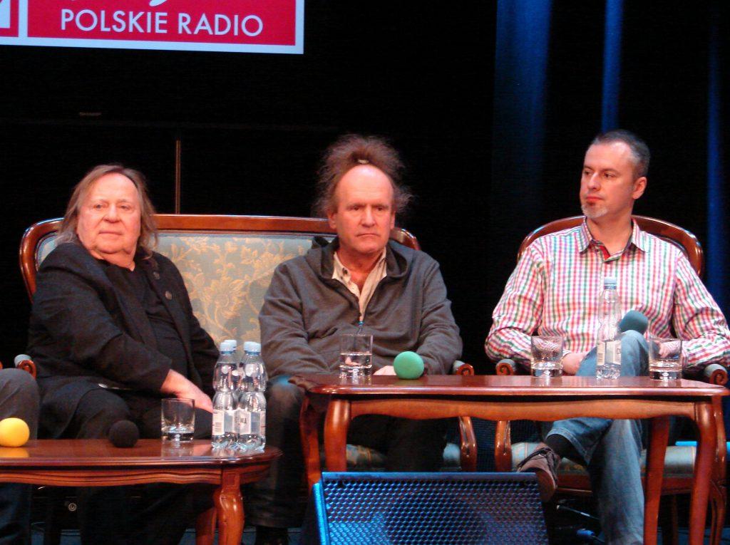 Romuald Lipko, Mieczysław Jurecki i Jarosław Sawic