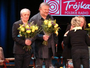 Tomasz Zeliszewski i Krzysztof Cugowski i Romuald Lipko
