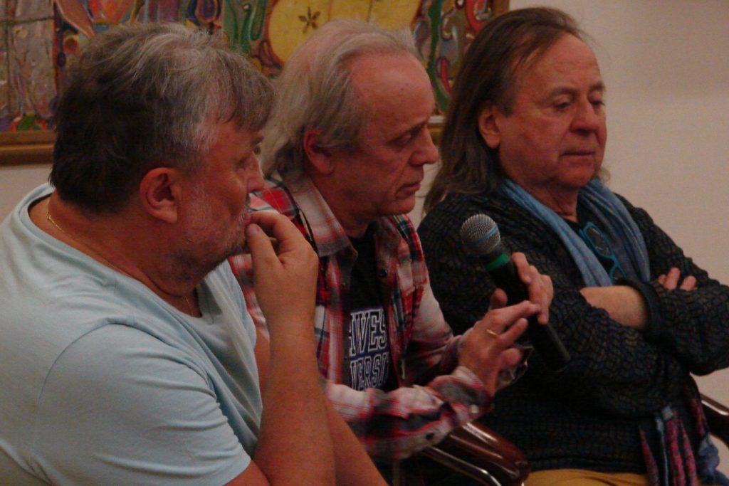 Krzysztof Cugowski, Tomasz Zeliszewski, Romuald Lipko