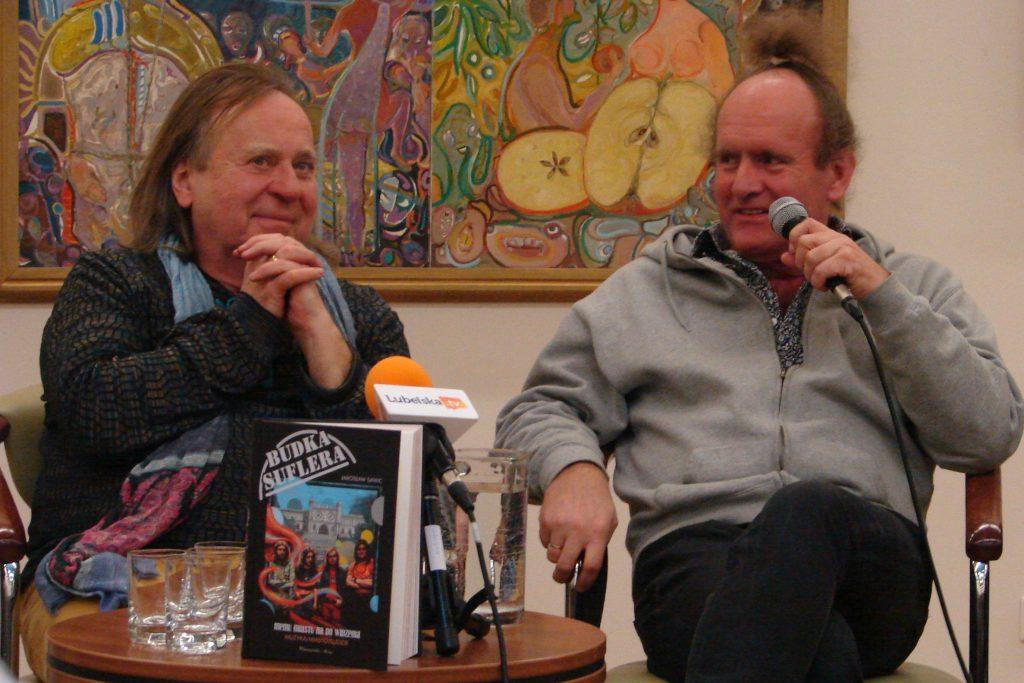 Romuald Lipko i Mieczysław Jurecki